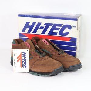 Vintage New Hi Tec Mens GT Rugged Hiking Boots